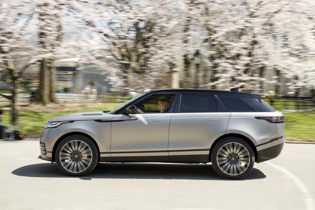 Nữ ca sỹ Ellie Goulding giới thiệu SUV hạng sang Range Rover Velar - Ảnh 4.