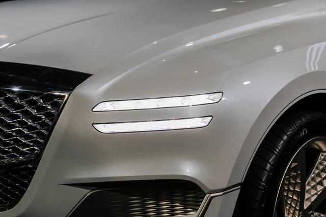 Genesis GV80 - SUV cao cấp cỡ lớn đến từ Hàn Quốc - Ảnh 6.