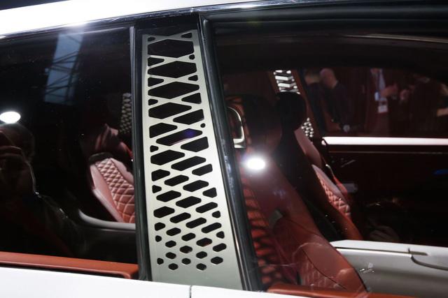 Genesis GV80 - SUV cao cấp cỡ lớn đến từ Hàn Quốc - Ảnh 17.
