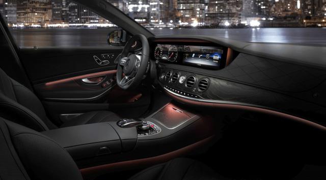 Xe hot Mercedes-Benz S-Class 2018 lộ diện rõ nhất từ trước đến nay - Ảnh 7.