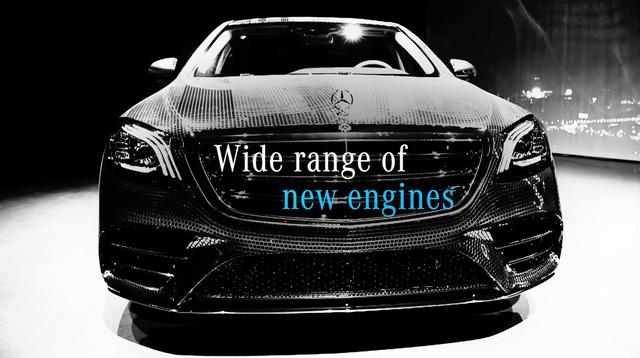 Xe hot Mercedes-Benz S-Class 2018 lộ diện rõ nhất từ trước đến nay - Ảnh 8.
