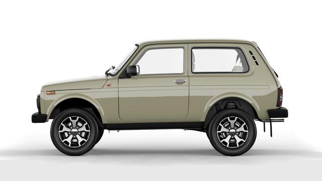 Xe việt dã 40 năm tuổi Lada 4x4 có phiên bản đặc biệt mới - Ảnh 2.