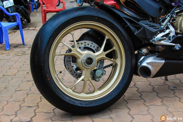 Cận cảnh siêu mô tô Ducati 1299 Panigale S Anniversario đầu tiên tại Việt Nam - Ảnh 5.