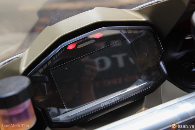 Cận cảnh siêu mô tô Ducati 1299 Panigale S Anniversario đầu tiên tại Việt Nam - Ảnh 8.
