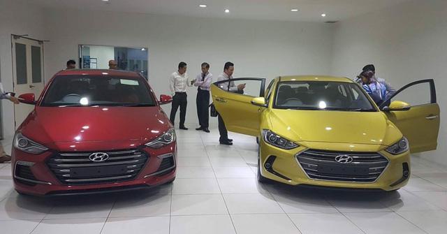 Hyundai Elantra Sport 2017 rục rịch ra mắt Đông Nam Á - Ảnh 1.
