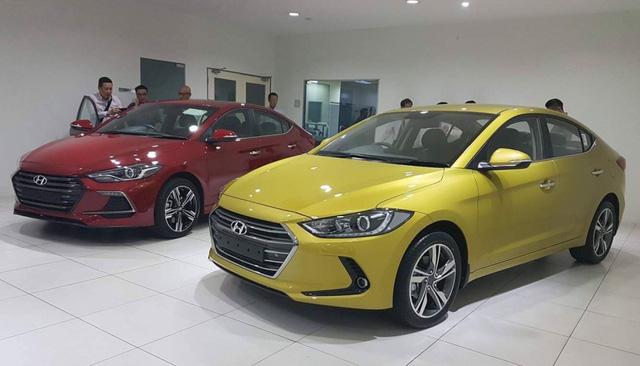 Hyundai Elantra Sport 2017 rục rịch ra mắt Đông Nam Á - Ảnh 2.