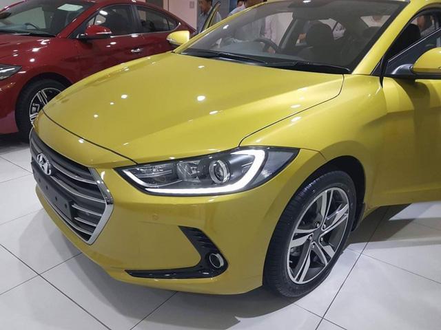 Hyundai Elantra Sport 2017 rục rịch ra mắt Đông Nam Á - Ảnh 4.