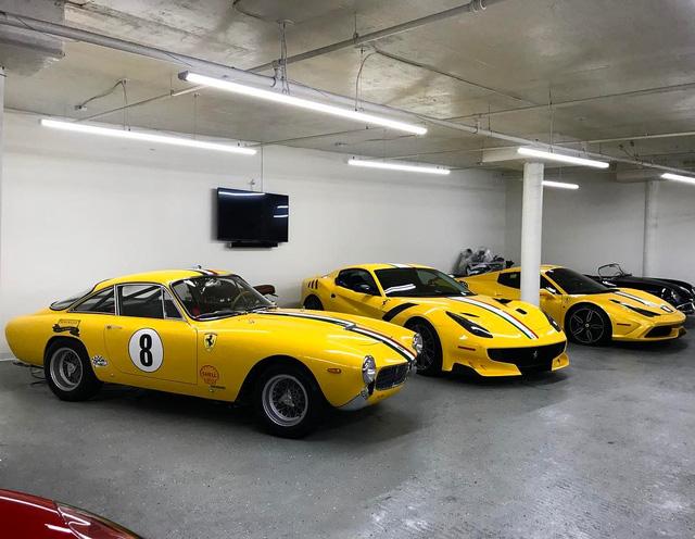 Cận cảnh siêu xe Ferrari F12tdf có một không hai của ông chủ hãng trang sức - Ảnh 4.