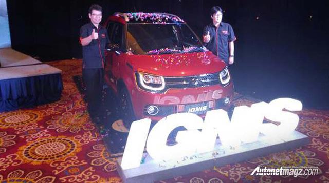 Crossover giá dưới 300 triệu Đồng Suzuki Ignis ra mắt Đông Nam Á - Ảnh 1.