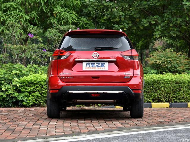 Diện kiến Nissan X-Trail 2017 với thiết kế khác xe ở Việt Nam - Ảnh 7.