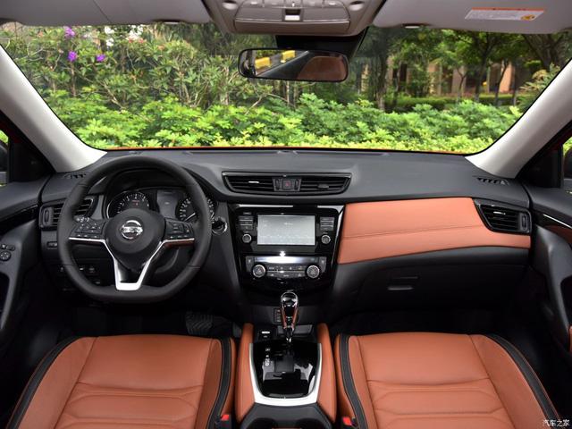 Diện kiến Nissan X-Trail 2017 với thiết kế khác xe ở Việt Nam - Ảnh 8.