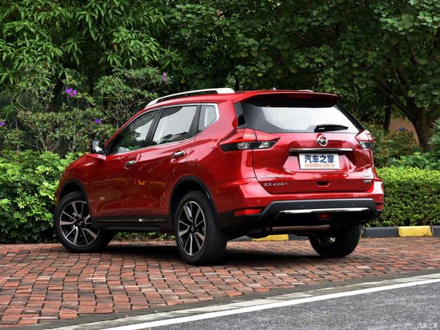 Diện kiến Nissan X-Trail 2017 với thiết kế khác xe ở Việt Nam - Ảnh 13.