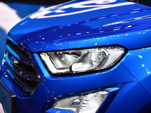 Chi tiết SUV đô thị Ford EcoSport 2017 dành cho thị trường châu Á - Ảnh 2.