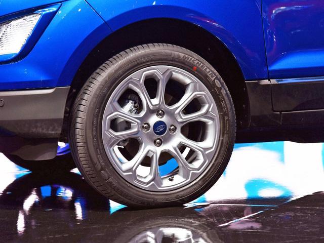 Chi tiết SUV đô thị Ford EcoSport 2017 dành cho thị trường châu Á - Ảnh 4.