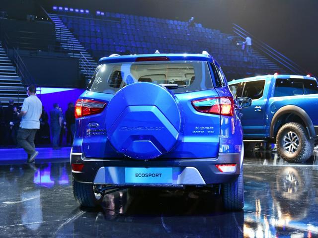 Chi tiết SUV đô thị Ford EcoSport 2017 dành cho thị trường châu Á - Ảnh 5.