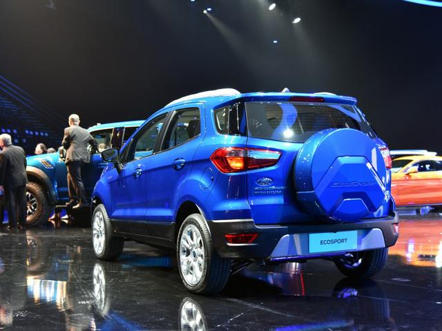 Chi tiết SUV đô thị Ford EcoSport 2017 dành cho thị trường châu Á - Ảnh 6.