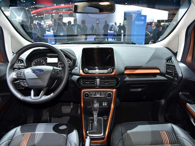 Chi tiết SUV đô thị Ford EcoSport 2017 dành cho thị trường châu Á - Ảnh 7.