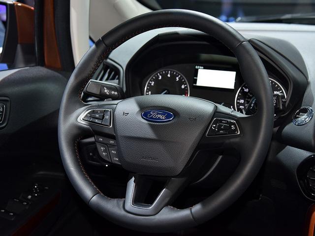 Chi tiết SUV đô thị Ford EcoSport 2017 dành cho thị trường châu Á - Ảnh 8.