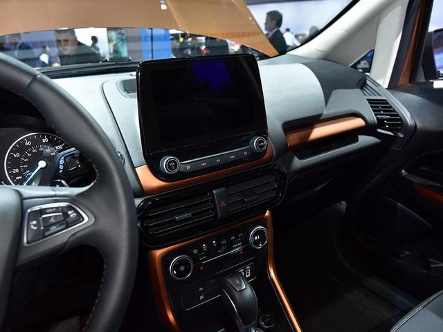 Chi tiết SUV đô thị Ford EcoSport 2017 dành cho thị trường châu Á - Ảnh 10.