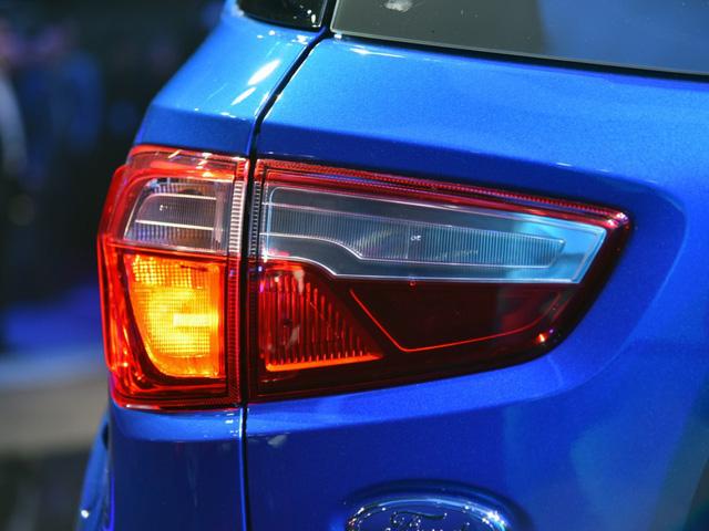 Chi tiết SUV đô thị Ford EcoSport 2017 dành cho thị trường châu Á - Ảnh 13.