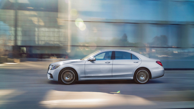 Sedan hạng sang cỡ lớn Mercedes-Benz S-Class 2018 chính thức trình làng - Ảnh 1.