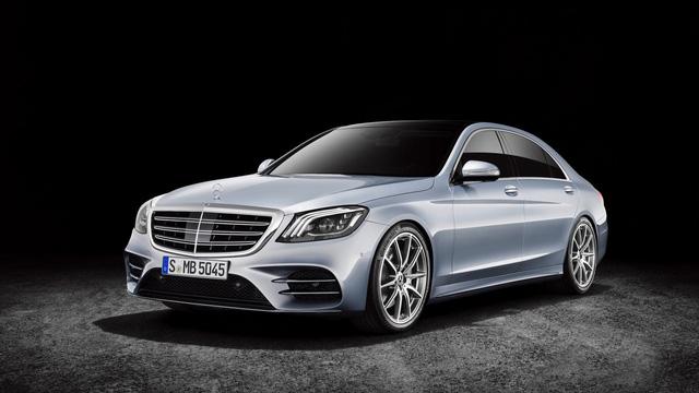 Sedan hạng sang cỡ lớn Mercedes-Benz S-Class 2018 chính thức trình làng - Ảnh 2.