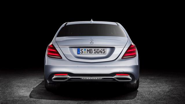 Sedan hạng sang cỡ lớn Mercedes-Benz S-Class 2018 chính thức trình làng - Ảnh 17.