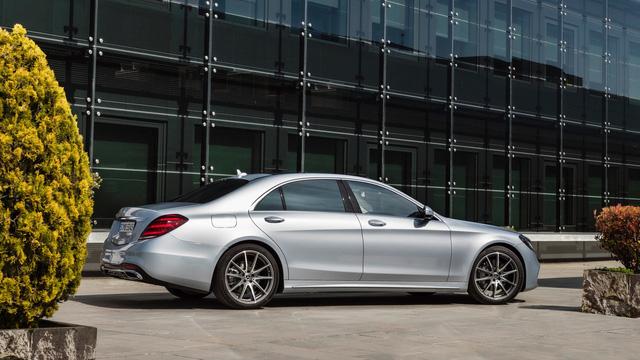 Sedan hạng sang cỡ lớn Mercedes-Benz S-Class 2018 chính thức trình làng - Ảnh 15.