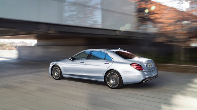 Sedan hạng sang cỡ lớn Mercedes-Benz S-Class 2018 chính thức trình làng - Ảnh 16.