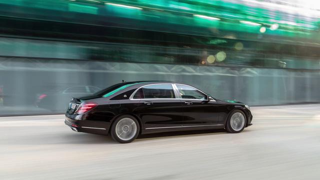 Làm quen với xe siêu sang Mercedes-Maybach S560 2018 - Ảnh 8.