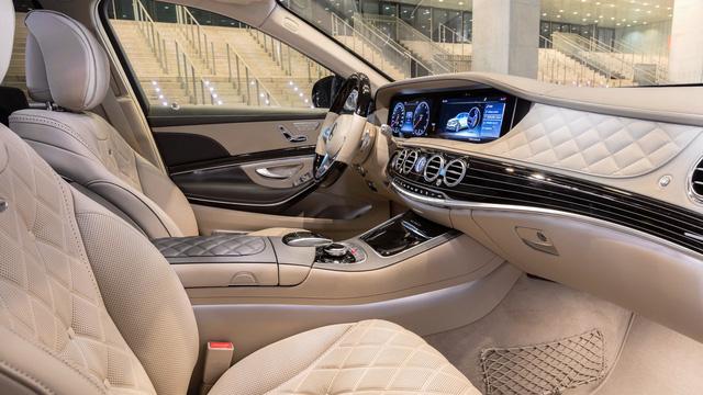Làm quen với xe siêu sang Mercedes-Maybach S560 2018 - Ảnh 10.
