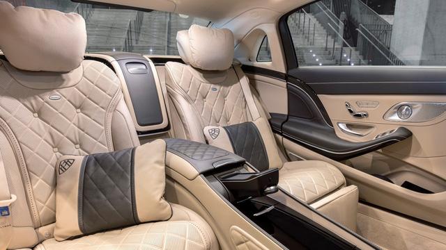 Làm quen với xe siêu sang Mercedes-Maybach S560 2018 - Ảnh 11.