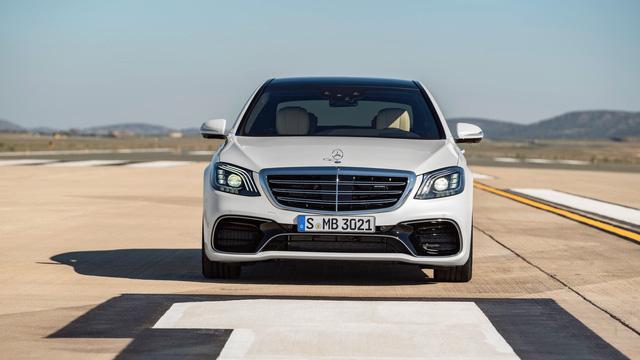 Chi tiết cặp xe sang thể thao Mercedes-AMG S63 và S65 2018 - Ảnh 4.