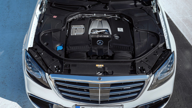 Chi tiết cặp xe sang thể thao Mercedes-AMG S63 và S65 2018 - Ảnh 12.