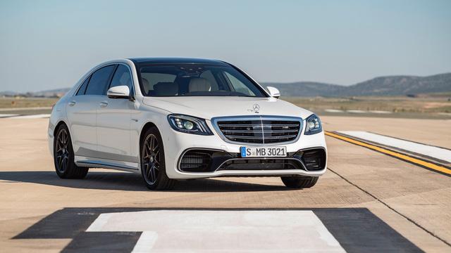 Chi tiết cặp xe sang thể thao Mercedes-AMG S63 và S65 2018 - Ảnh 13.
