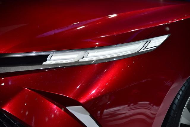 Đây là hình ảnh xem trước của Toyota Camry 2018 cho châu Á - Ảnh 5.