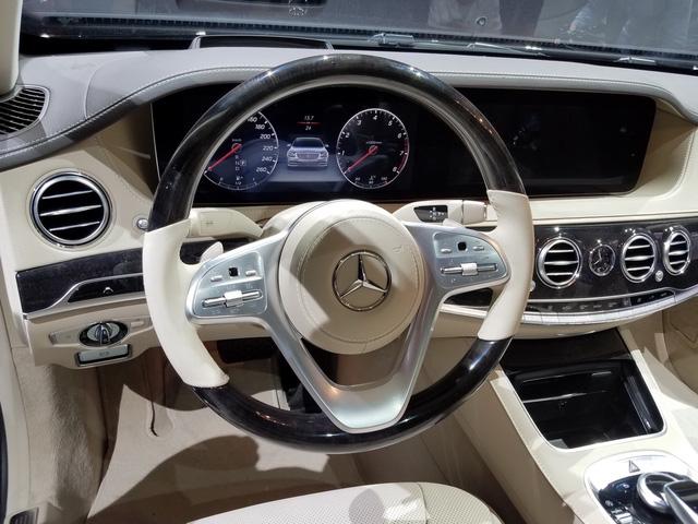 Đây là Mercedes-Benz S-Class 2018 sẽ khiến nhiều người phát hờn - Ảnh 6.