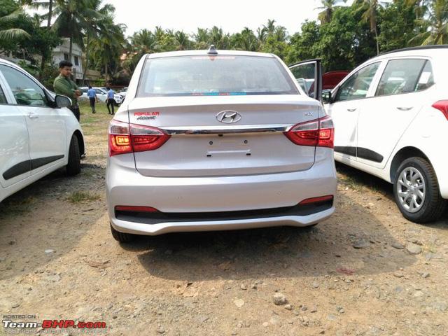 Hyundai Grand i10 Sedan 2017 chính thức trình làng, giá từ 189 triệu Đồng - Ảnh 2.