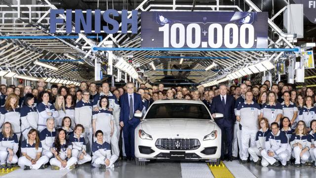 Nữ đại gia trẻ trở thành chủ sở hữu của chiếc Maserati thứ 100.000 xuất xưởng - Ảnh 2.