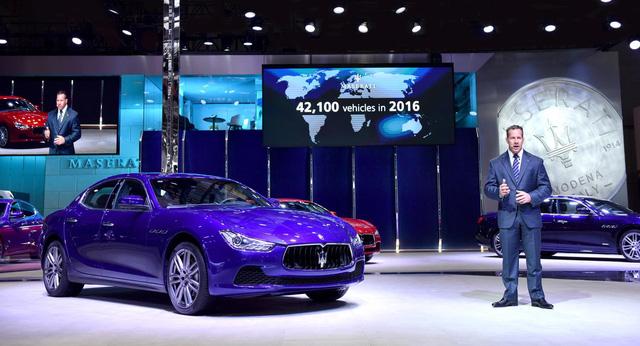 Nữ đại gia trẻ trở thành chủ sở hữu của chiếc Maserati thứ 100.000 xuất xưởng - Ảnh 4.