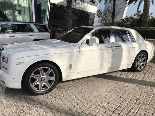 Chiếc Rolls-Royce Phantom đeo biển số trị giá hơn 199 tỷ Đồng lộ diện - Ảnh 3.