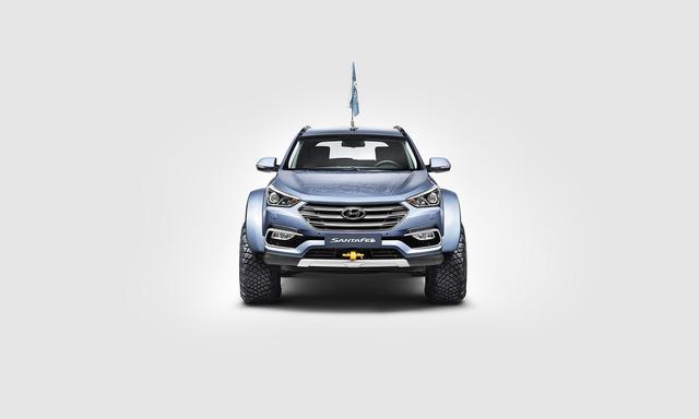 Đây là chiếc Hyundai Santa Fe đầu tiên vượt qua châu Nam Cực - Ảnh 5.