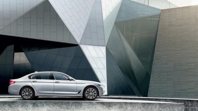 Chi tiết xe sang khiến nhiều người phát thèm BMW 5-Series Li 2017 - Ảnh 4.