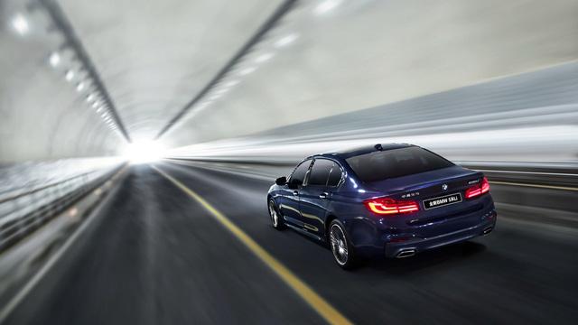Chi tiết xe sang khiến nhiều người phát thèm BMW 5-Series Li 2017 - Ảnh 5.