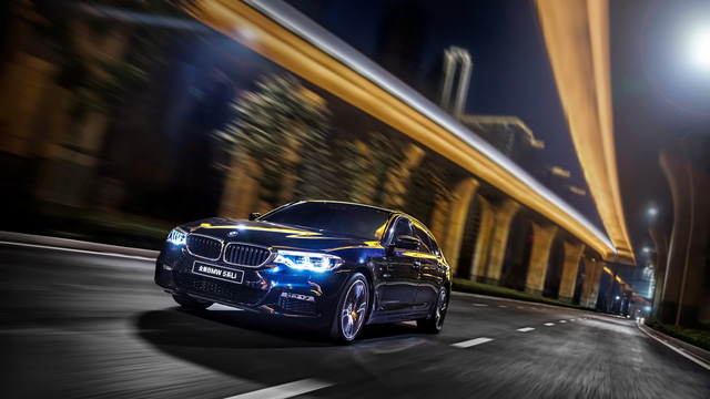 Chi tiết xe sang khiến nhiều người phát thèm BMW 5-Series Li 2017 - Ảnh 6.