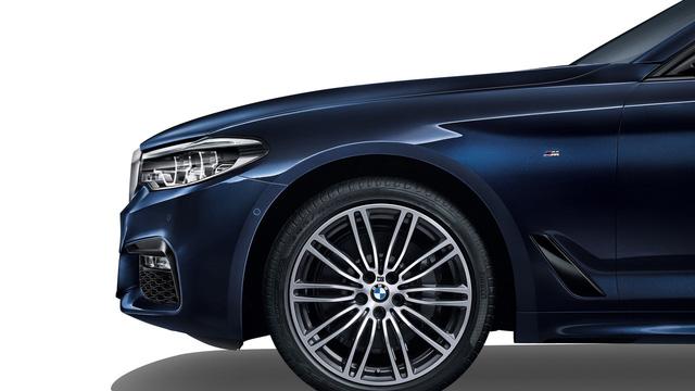 Chi tiết xe sang khiến nhiều người phát thèm BMW 5-Series Li 2017 - Ảnh 9.