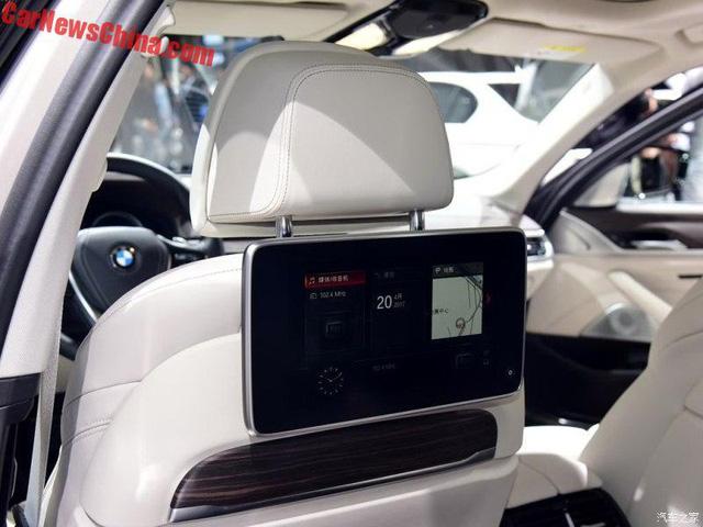 Chi tiết xe sang khiến nhiều người phát thèm BMW 5-Series Li 2017 - Ảnh 13.