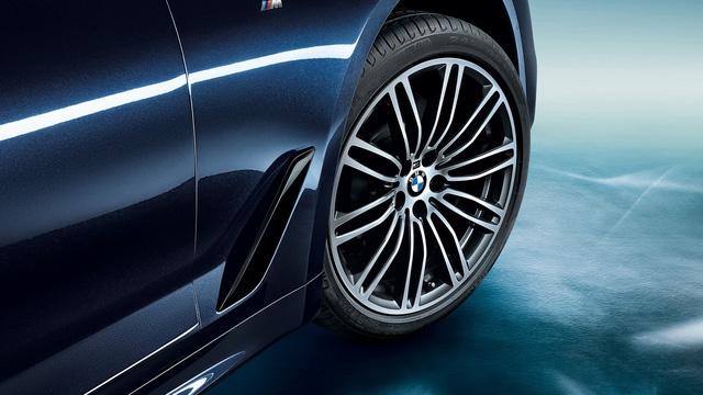Chi tiết xe sang khiến nhiều người phát thèm BMW 5-Series Li 2017 - Ảnh 16.