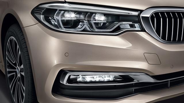 Chi tiết xe sang khiến nhiều người phát thèm BMW 5-Series Li 2017 - Ảnh 18.