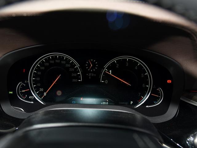 Chi tiết xe sang khiến nhiều người phát thèm BMW 5-Series Li 2017 - Ảnh 11.
